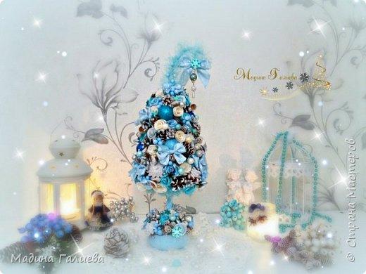 Еще одна лесная красавица в голубом!  фото 2