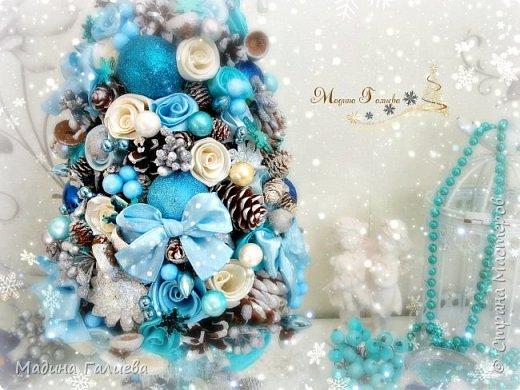 Еще одна лесная красавица в голубом!  фото 4