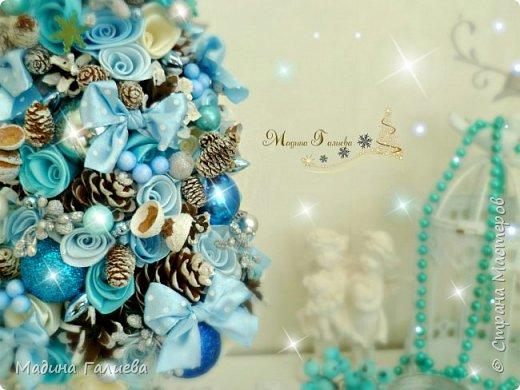 Еще одна лесная красавица в голубом!  фото 7