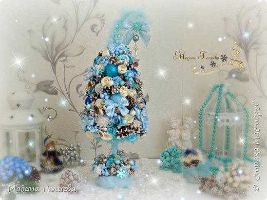 Еще одна лесная красавица в голубом!  фото 8