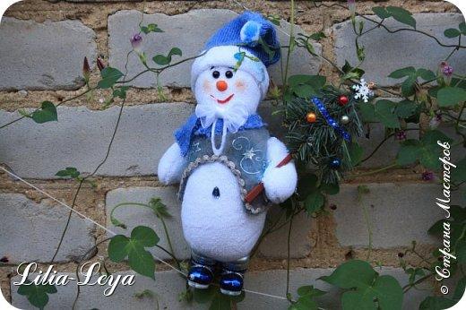 Вряд ли кто из нас особо озадачивался вопросом: где летом бывает Снеговичок?! Отпуск у него! Каникулы! Мой тоже отдохнул. К счастью, ему повезло с погодой: холод и беспрерывная вереница дождей... фото 25