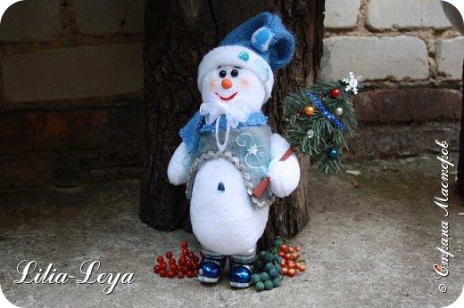 Вряд ли кто из нас особо озадачивался вопросом: где летом бывает Снеговичок?! Отпуск у него! Каникулы! Мой тоже отдохнул. К счастью, ему повезло с погодой: холод и беспрерывная вереница дождей... фото 26