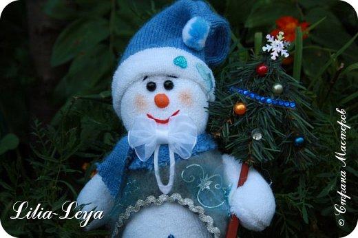 Вряд ли кто из нас особо озадачивался вопросом: где летом бывает Снеговичок?! Отпуск у него! Каникулы! Мой тоже отдохнул. К счастью, ему повезло с погодой: холод и беспрерывная вереница дождей... фото 3