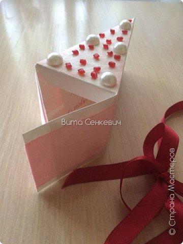 """Вот такой подарочек я сделала на День Рождения! Конечно же, вкусная и приятная """"начинка"""" внутри))) фото 3"""