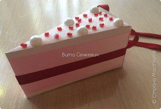 """Вот такой подарочек я сделала на День Рождения! Конечно же, вкусная и приятная """"начинка"""" внутри))) фото 2"""