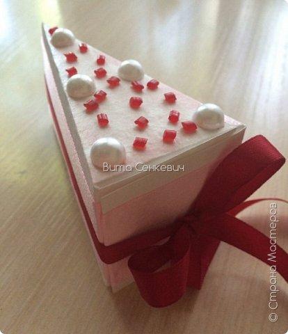 """Вот такой подарочек я сделала на День Рождения! Конечно же, вкусная и приятная """"начинка"""" внутри))) фото 1"""