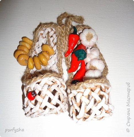 Сувенирные лапоточки фото 5