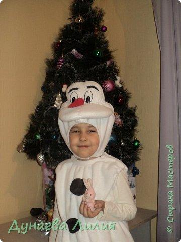 """Снеговик """"Олаф"""" фото 1"""