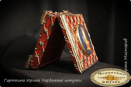 """Шкатулка """"Боярыня"""" фото 17"""