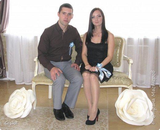 Свадебный комплект- подушечка для колец,альбом для пожеланий,и для свидетелей. фото 2