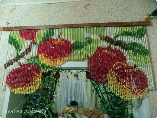 шторы из бусин фото 2