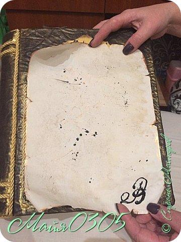 Шкатулочка для юбиляра . 70 лет . Шкатулка для мемуаров. фото 5