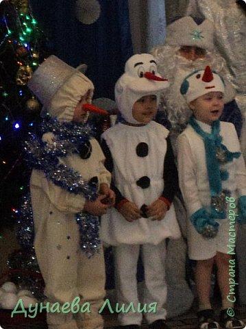 """Снеговик """"Олаф"""" фото 2"""