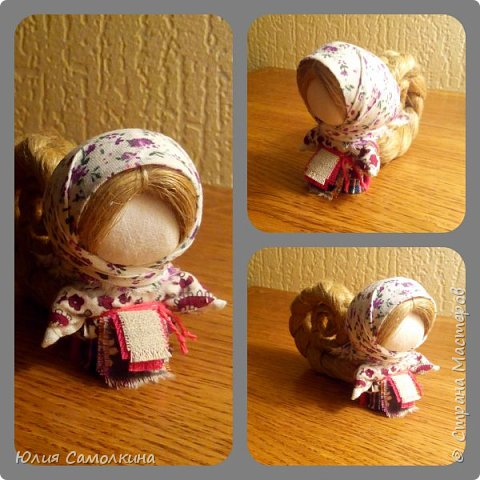 Кукла на счастье фото 3