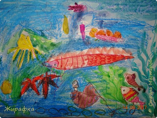 Красота подводного мира. фото 3