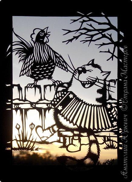 """- Всем добрый день! Вашему вниманию новая открытка которая порадует не только детей, но и взрослых. - Эскиз был выполнен, изменён и доработан под """"вырезалку"""" по работе детского художника-иллюстратора Ирины Зенюк. - Размер 12х16см. фото 15"""