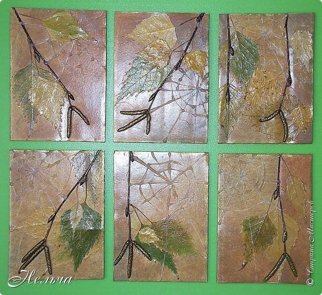 """Серия называется """"Бабье лето"""". Стояли тёплые, солнечные дни и мне захотелось продлить эту чудесную пору. И вот что у меня получилось...  Полетели паутинки,  Осень ставит лету сети.  На траве слезой росинки  Легкой памятью о лете.  ................................... Шелестит листвой дубрава,  Приготовившись раздеться,  Озорных лучей оправа  Не дает тепла для сердца.   Вяжет осень паутинки  Чтоб немножечко согреться,  И ажурные картинки  На травинках, словно дверцы.  (Марина Борина-Малхасян) фото 2"""