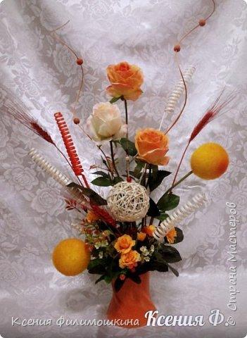 Мои цветочные композиции фото 3