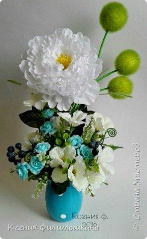 Мои цветочные композиции фото 4
