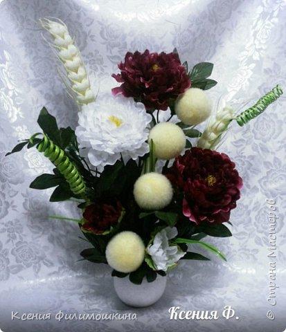 Мои цветочные композиции фото 2