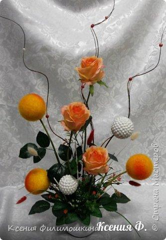 Мои цветочные композиции фото 1