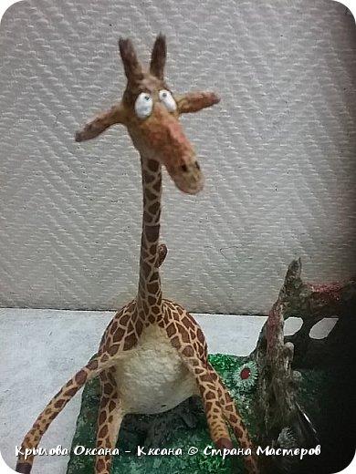 """Здравствуйте ! Вот очередные мои -""""мучительства """", ключницы ещё легко вышли а вот жираф ну никак не получался , результат не оправдал моих надежд , но уж что уродилось ) фото 15"""