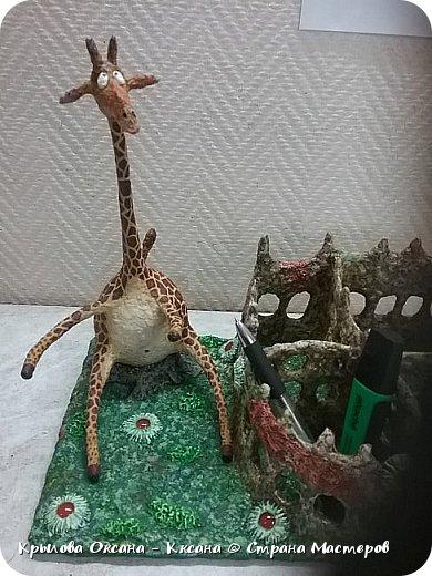 """Здравствуйте ! Вот очередные мои -""""мучительства """", ключницы ещё легко вышли а вот жираф ну никак не получался , результат не оправдал моих надежд , но уж что уродилось ) фото 14"""