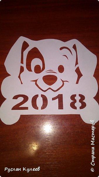 Год собаки (2018 фото 1