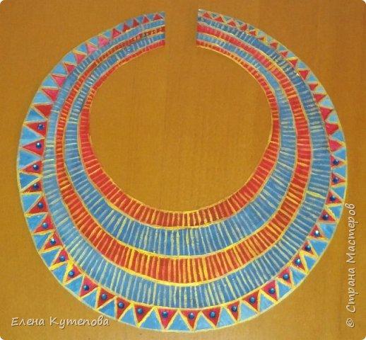 Мне очень нравятся тематические дни у Марины Лужинской - http://stranamasterov.ru/user/315411. И хотелось сделать что-то подобное для сына. У него началась история древнего мира, поэтому выбрала Древний Египет. Раньше очень этой темой интересовалась, остались книги, кое-что еще помню сама) фото 8