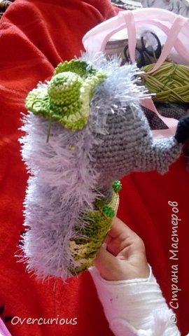 Вот и зеленоглазая ежиха родилась для очаровательной милой девочки. фото 6