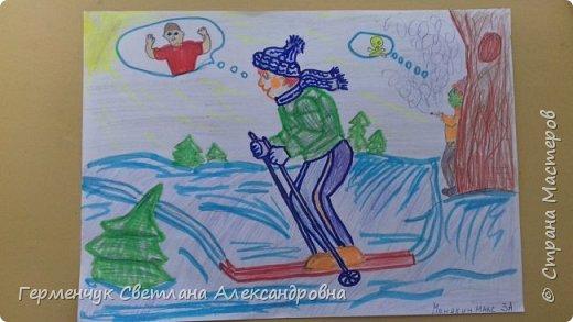 """Вот такие осенние натюрморты сегодня """" нарисовали"""" пластилином  ребята 3 """"А"""" класса. Из плотных  обложек , использованных  тетрадок ,  вырезали заготовки листьев , вазы  и  """"закрасили """" пластилином. Фон - обложки  с наборов  картона. Берегите  все живое !!!  фото 24"""