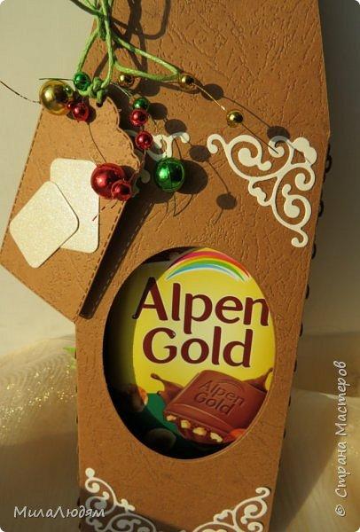 Хочу показать еще одну форму шоколада. Делала тоже для СП.  С белым шоколадом. фото 4