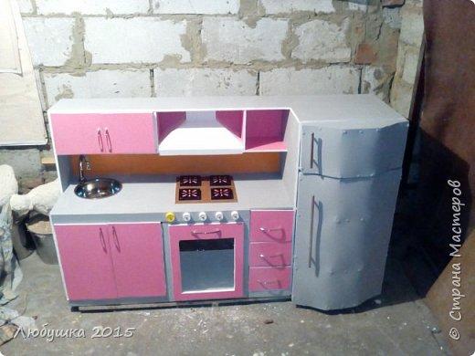 Кухня детская в подарок на день рождения доченьке любимой фото 7