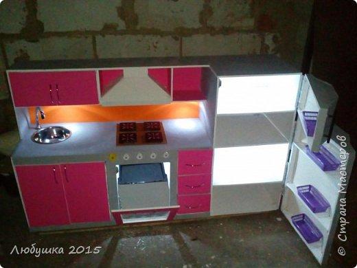 Кухня детская в подарок на день рождения доченьке любимой фото 1
