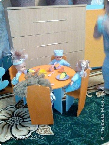 Кухня детская в подарок на день рождения доченьке любимой фото 10