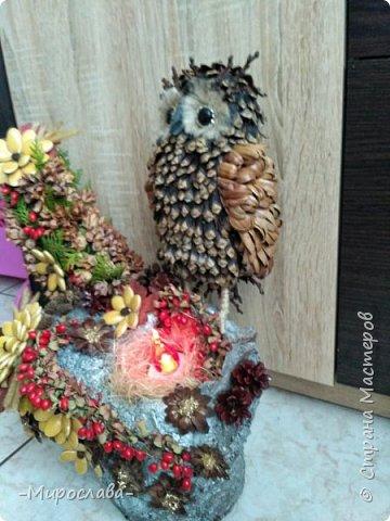 Осенняя поделка в садик)  фото 3