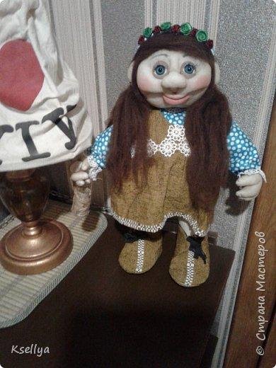 Кукла Варенька фото 1