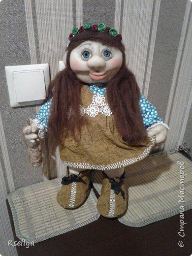 Кукла Варенька фото 4