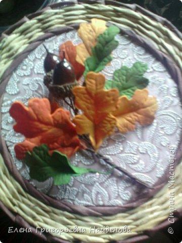 Шкатулочки осень фото 3