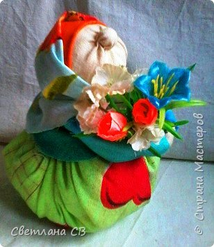 Бабуля-цветочница фото 5