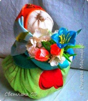 Бабуля-цветочница фото 6