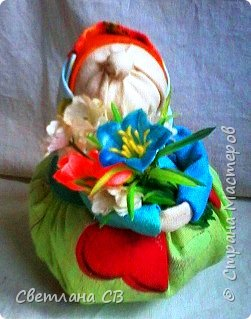 Бабуля-цветочница фото 3