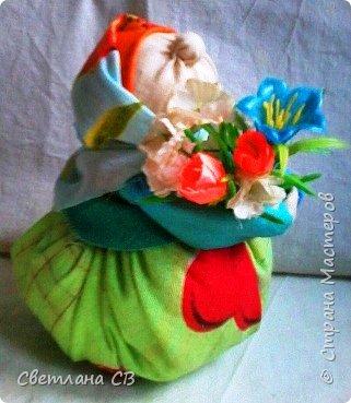 Бабуля-цветочница фото 4