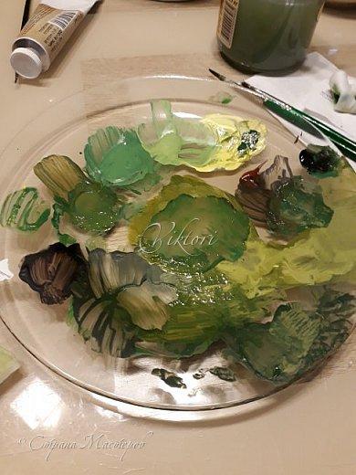 Добрый день Страна! Выкладываю мастер-класс по изготовлению вазы из бутылки. фото 35