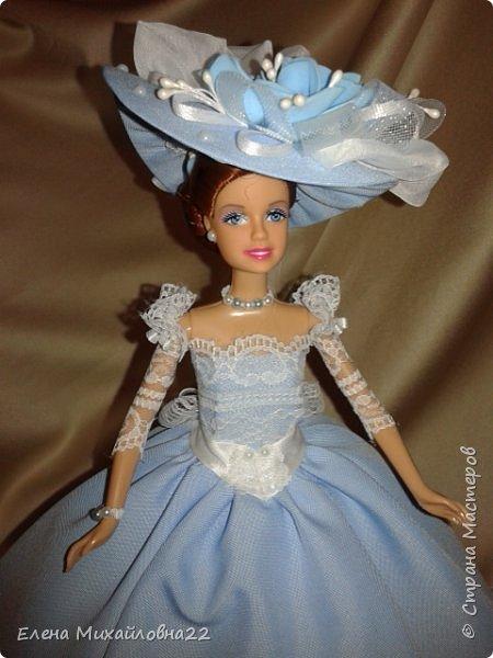 Вот такие дамы сотворились у меня за определенный промежуток времени .... кукол много и фото тоже (может кто-то любит рассматривать детали)....  фото 37
