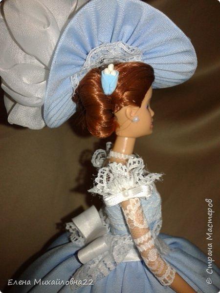 Вот такие дамы сотворились у меня за определенный промежуток времени .... кукол много и фото тоже (может кто-то любит рассматривать детали)....  фото 42