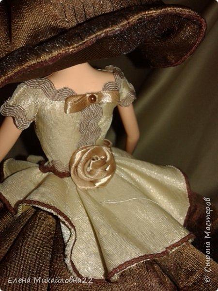 Вот такие дамы сотворились у меня за определенный промежуток времени .... кукол много и фото тоже (может кто-то любит рассматривать детали)....  фото 65
