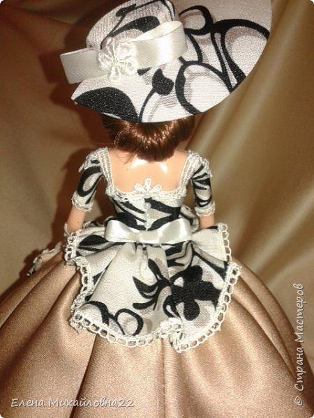 Вот такие дамы сотворились у меня за определенный промежуток времени .... кукол много и фото тоже (может кто-то любит рассматривать детали)....  фото 77