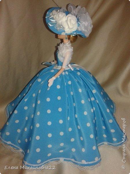 Вот такие дамы сотворились у меня за определенный промежуток времени .... кукол много и фото тоже (может кто-то любит рассматривать детали)....  фото 86