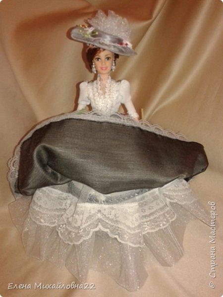 Вот такие дамы сотворились у меня за определенный промежуток времени .... кукол много и фото тоже (может кто-то любит рассматривать детали)....  фото 97